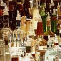 Liquor Bottles by Methune Hively