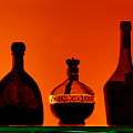 Liquor Still Life by Jill Reger