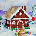 Lisa's Gingerbread House by Mary Giacomini