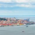 Lisbon 10 by Tom Uhlenberg