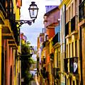 Lisbon Hills by Rick Bragan