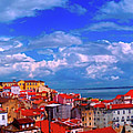 Lisbon Panorama by Pixabay