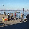 Lisbon Pier 4 by Bob Phillips
