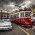Lisbon Tram by Yhun Suarez