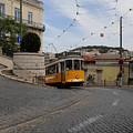 Lisbon Trolley 10 by Andrew Fare