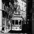 Lisbon Trolley 16b by Andrew Fare