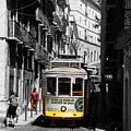 Lisbon Trolley 16c by Andrew Fare