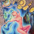 Listening The Oz by Salena Angel
