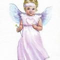 Little Angel  by Irina Sztukowski