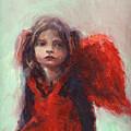Little Angel by Svetlana Novikova