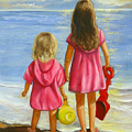Little Beachcombers by Joni McPherson