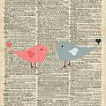 Little Birds Love by Anna W