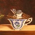 Little Blue Bird by Susan Goodson