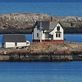 Little Brewster Island by Bill Driscoll