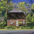 Little Brick House  by Gloria Condon