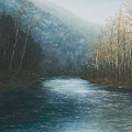 Little Buffalo River by Mary Ann King