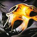 Little Carnival Mask by Leonardo Digenio