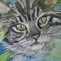 Little Cat by Angela Cartner