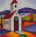 Little Chapel 1 by Kareni Bester