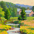 Little Creek Farm by Keith Burgess