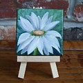 Little Daisy Do Miniature With Easel - Sold by Susan Dehlinger