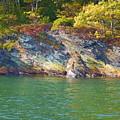 Little Diamond Island Springtime by Faith Harron Boudreau