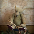 Little Drummer Bear by Robin-Lee Vieira