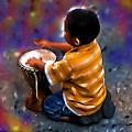 Little Drummer Boy by James  Mingo
