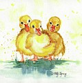 Little Ducks by Melly Terpening