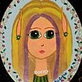 Little Elf Girl by Deborah Evers