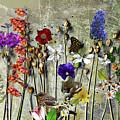 Little Garden by Ludmila SHUMILOVA
