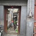 Little Girl In Doorway by Angela Siener