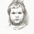 Little Girl by Masha Batkova