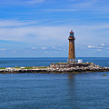 Little Gull Lighthouse by Joe Geraci
