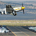 Little Horse Gear Coming Up Friday At Reno Air Races 16x9 Aspect by John King