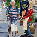 Little Lady From Saugerties by Judy Swerlick