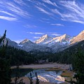 Little Lakes Valley Panorama by Sean Sarsfield
