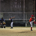 Little League Baseball by John Greim