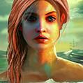 Little Mermaid by Jason Longstreet