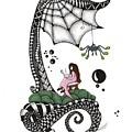 Little Miss Muffet by Cathy Nestroyl