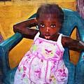Little Orphan Girl by Deborah Selib-Haig DMacq