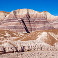 Little Painted Desert #5 by Jon Manjeot