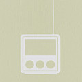 Little Radio by Naxart Studio