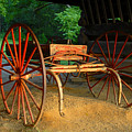 Little Red Buggy by David Lee Thompson