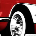 Little Red Corvette by Jason Williams
