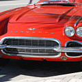 Little Red Corvette by Rob Hans