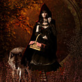 Little Red Riding Hood Gothic by Shanina Conway