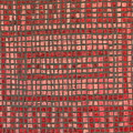 Little Red Tiles by Tracy Fetter
