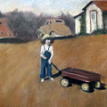 Little Red Wagon by Brian McCoy