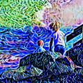 Little Rock Climbers by Trudee Hunter